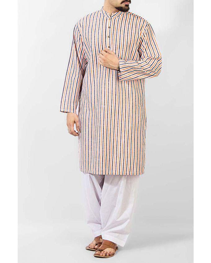 Latest Summer Men Kurta Shalwar Designs Collection 2016-2017 (17)