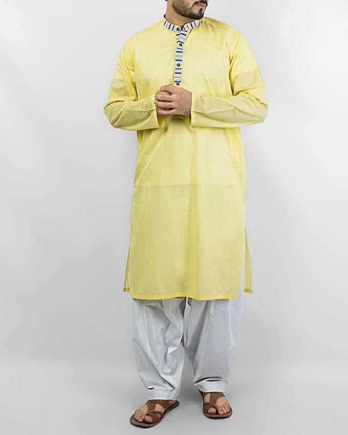 Latest Summer Men Kurta Shalwar Designs Collection 2016-2017 (23)