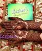 Lovely Kashee's Mehndi Designs For Girls 2016-2017 (46)