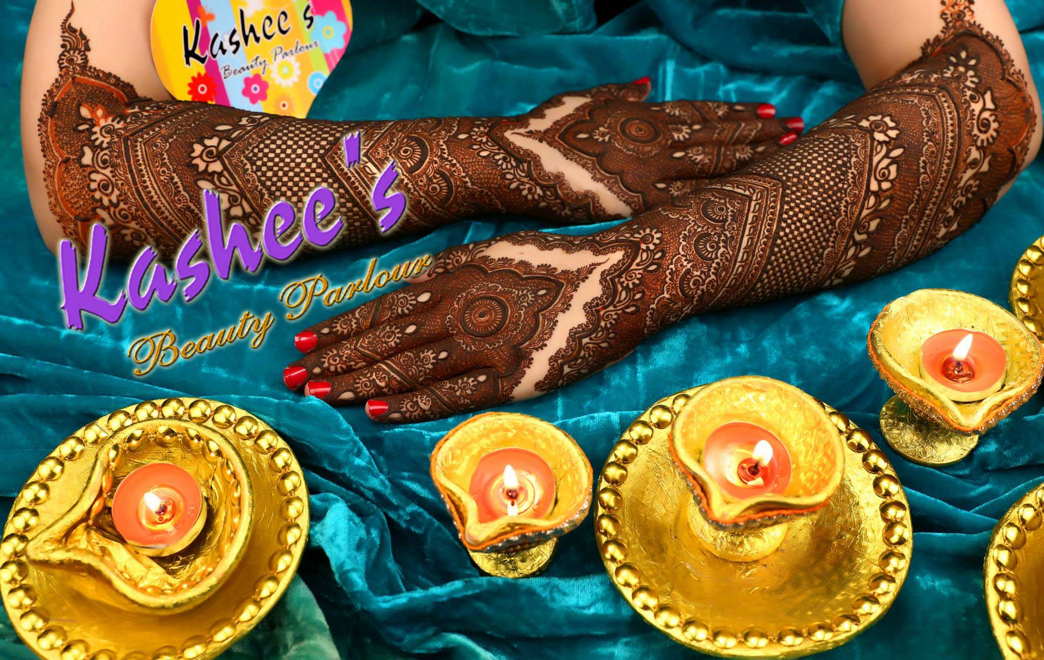 Kashee S Beautiful Mehndi Designs For Girls Stylo Planet