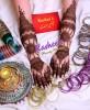 Lovely Kashee's Mehndi Designs For Girls 2016-2017 (50)