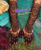 Lovely Kashee's Mehndi Designs For Girls 2016-2017 (55)