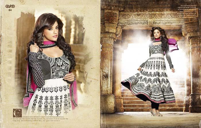 Pakistani & Indian Party Wear Designer Dresses For Women 2016-2017 (26)