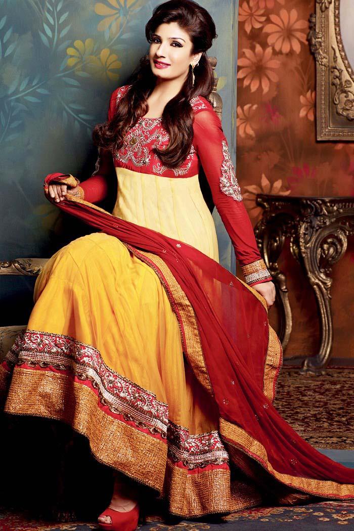 Pakistani & Indian Party Wear Designer Dresses For Women 2016-2017 (27)