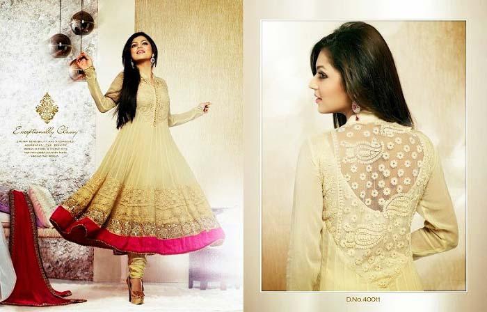 Pakistani & Indian Party Wear Designer Dresses For Women 2016-2017 (33)