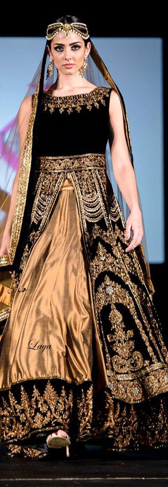 Party Wear & Wedding Wear Frocks Collection For Girls 2016-2017 (19)