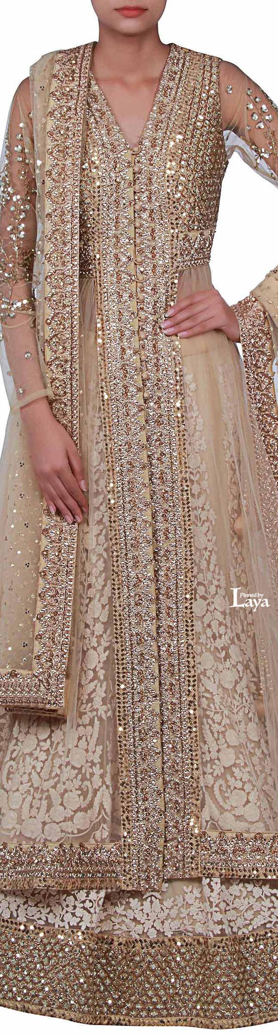 Party Wear & Wedding Wear Frocks Collection For Girls 2016-2017 (4)