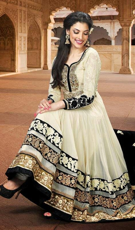 Party Wear & Wedding Wear Frocks Collection For Girls 2016-2017 (5)