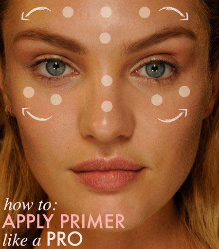 Apply Primer