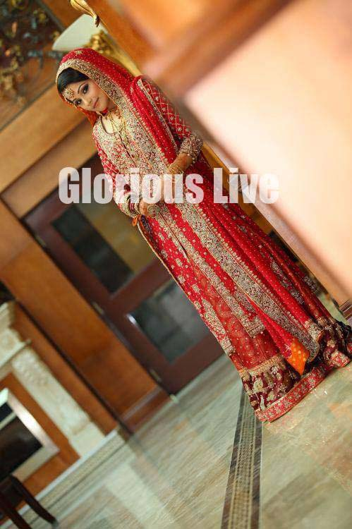 Bridal Wear Red Color Lehenga Designs Collection for Wedding Brides- Top 20 (8)