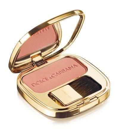 Dolce & Gabbana the Blush Luminous Cheek in Apricot