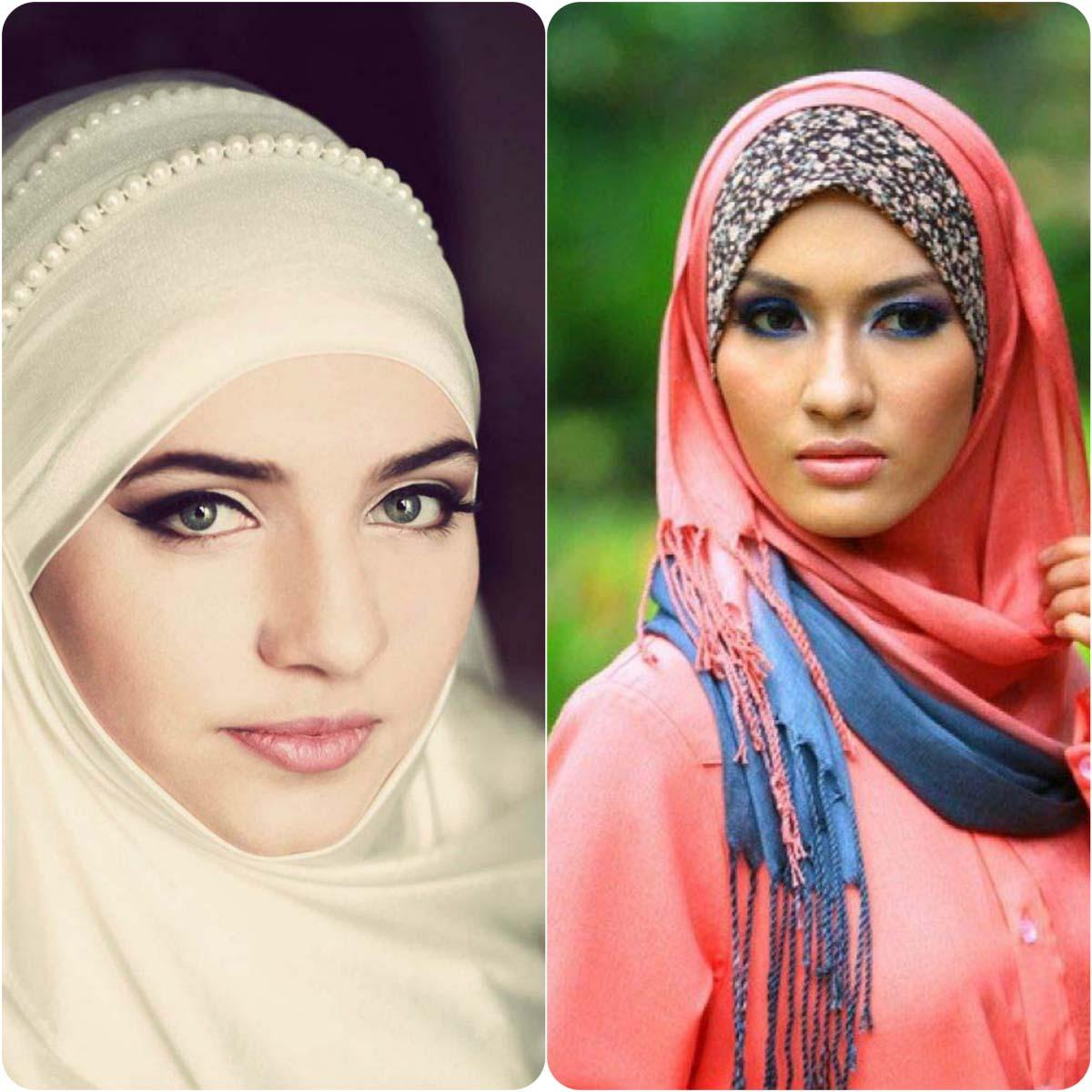 Latest Hijab Styles & Designs for Summer Fashion 2016-2017 (12)