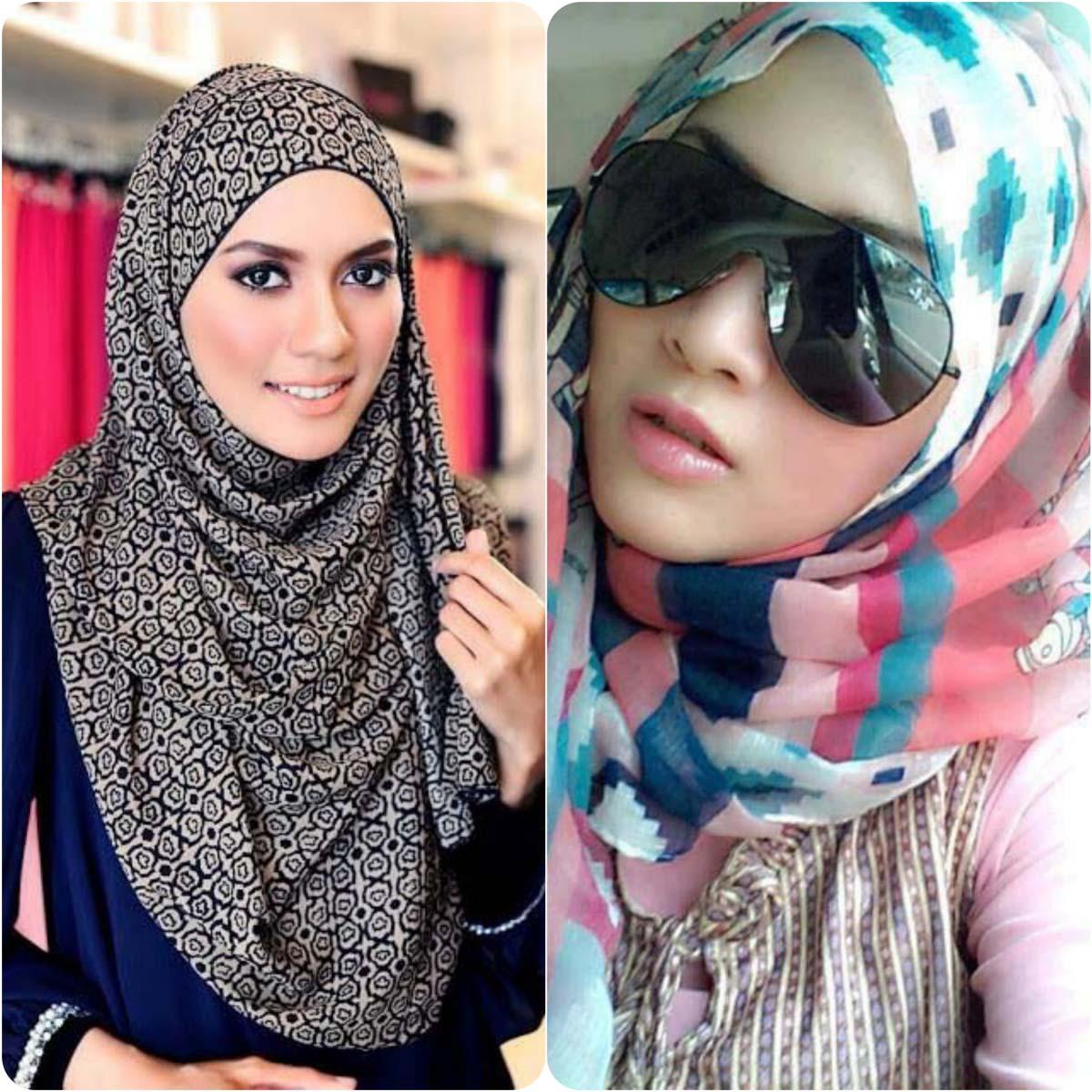 Latest Hijab Styles & Designs for Summer Fashion 2016-2017 (13)