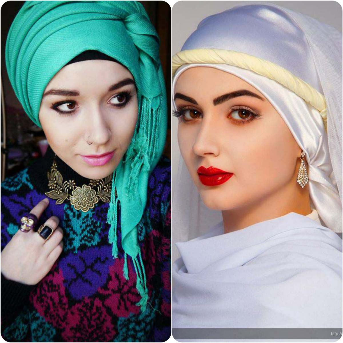 latest hijab trends and designs