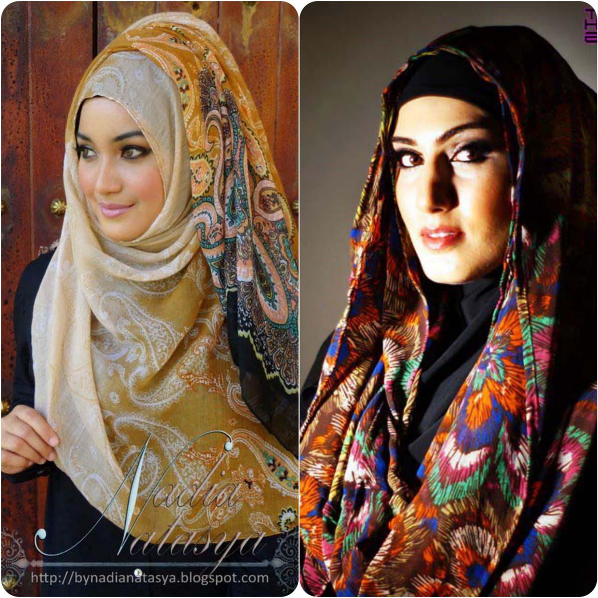 Latest Hijab Styles & Designs for Summer Fashion 2016-2017 (5)