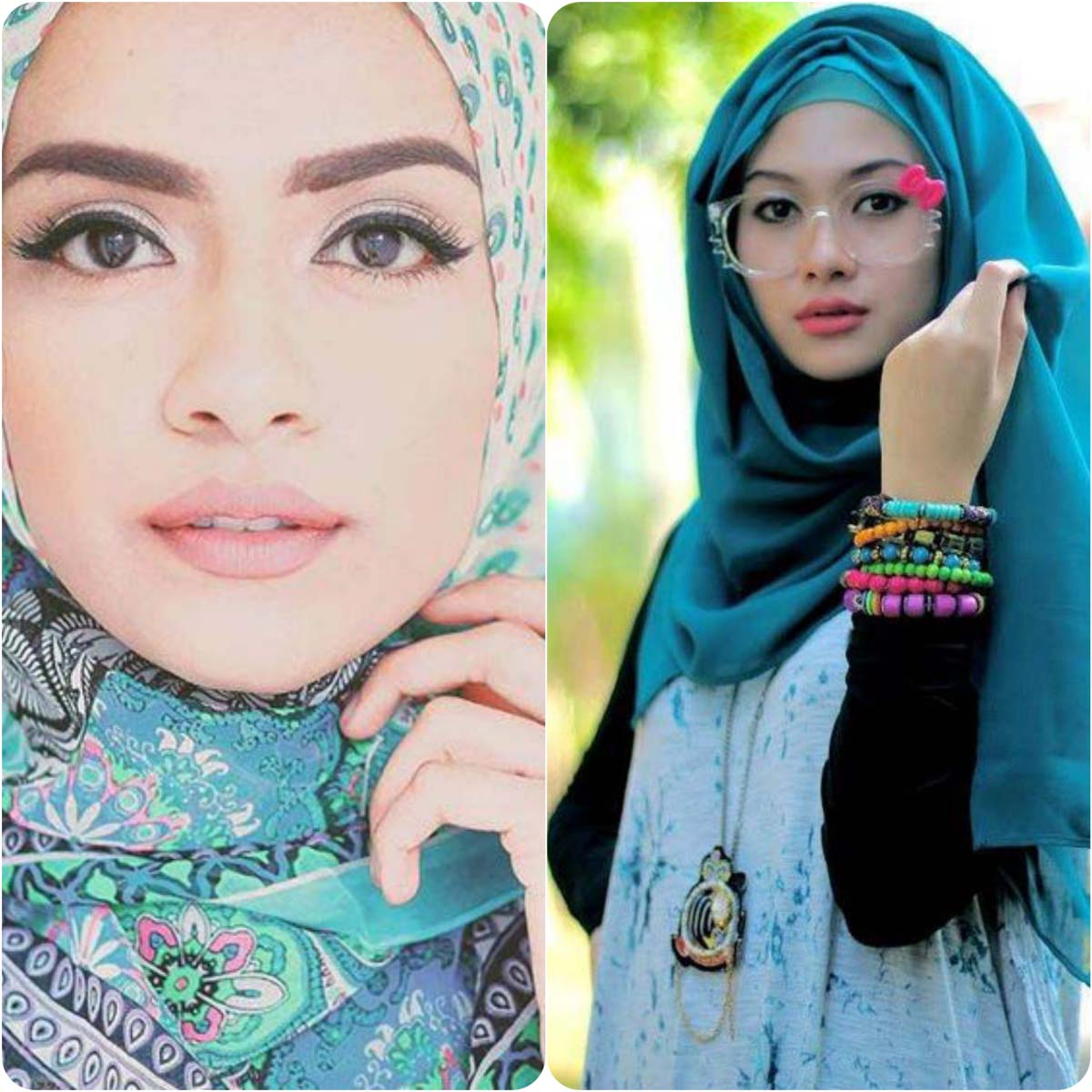 Latest Hijab Styles & Designs for Summer Fashion 2016-2017 (6)