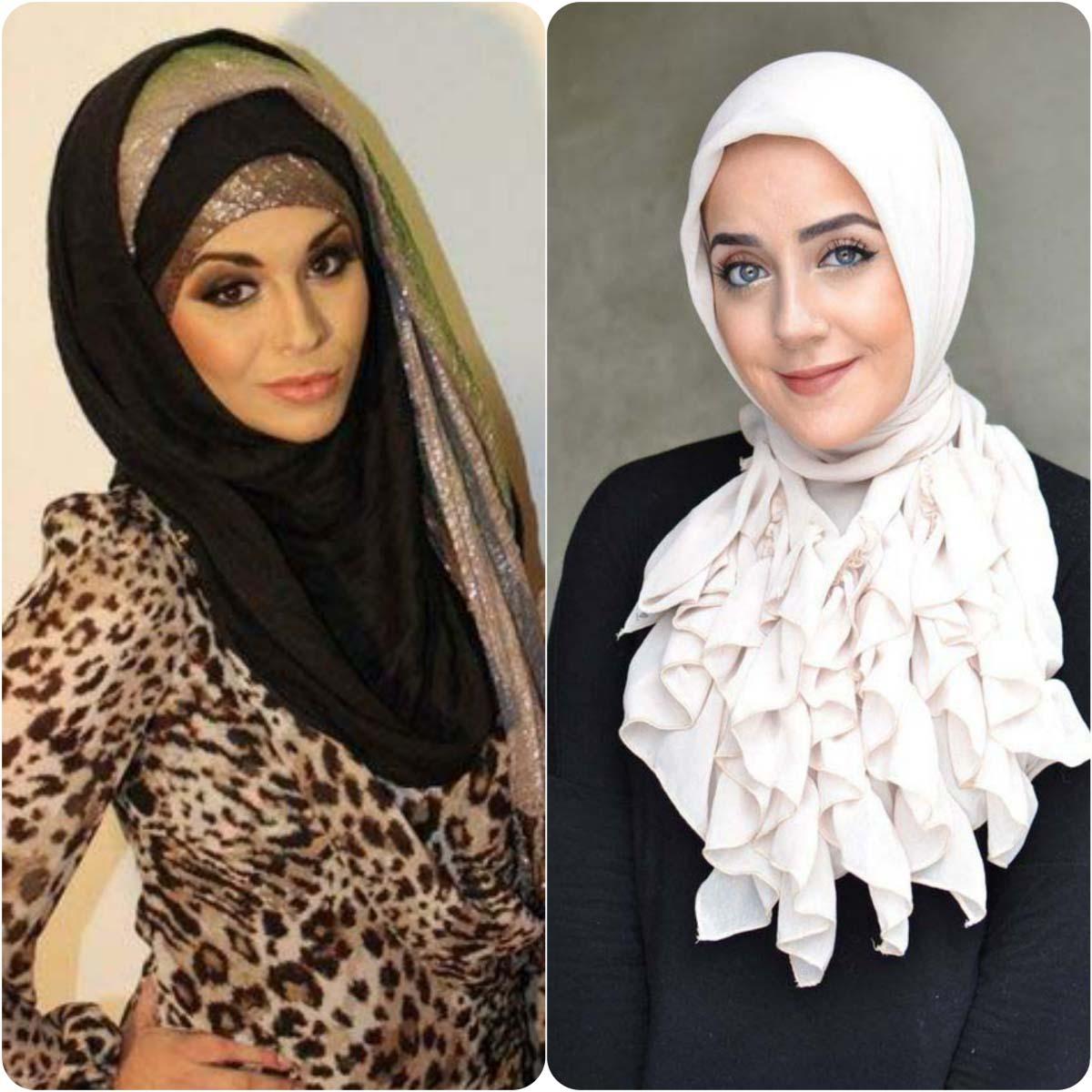 Latest Hijab Styles & Designs for Summer Fashion 2016-2017 (7)