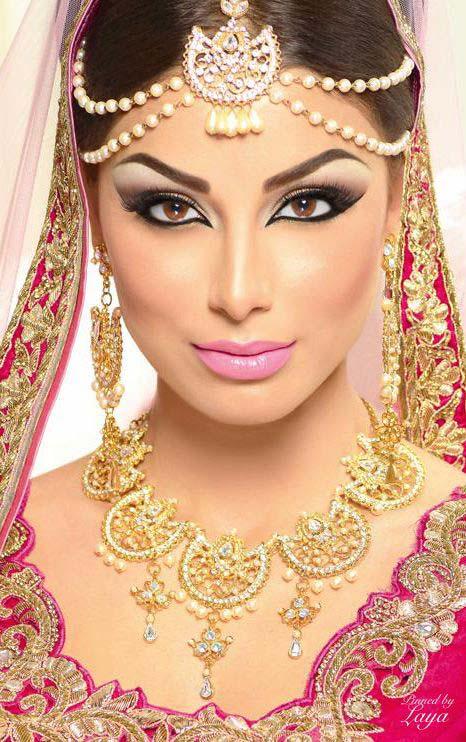 Latest Indian Designers Barat Dresses for Wedding Brides 2016-2017 (10)