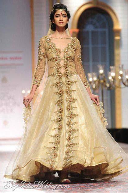 Latest Indian Designers Barat Dresses for Wedding Brides 2016-2017 (3)