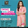 Mausummery SpringSummer Lawn Collection with Price Complete Catalog (23)