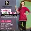 Mausummery SpringSummer Lawn Collection with Price Complete Catalog (6)