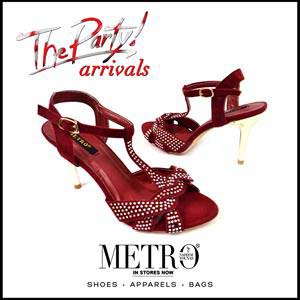 Metro Shoes Stylish Summer Footwear, Clutches and Bags Collection 2016-2017 (11)