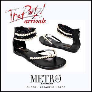 Metro summer fancy shoes 2106