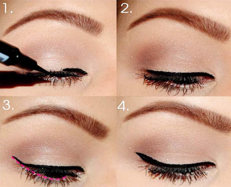 Tips to apply eyeliner