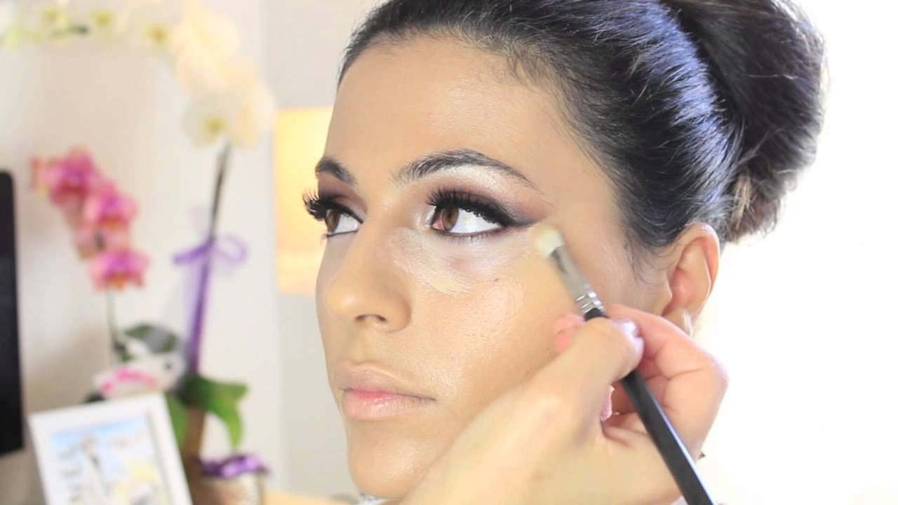 Pakistani Best Bridal Makeup Tutorial- Step by Step (22)