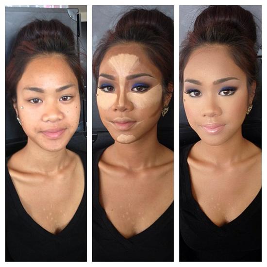 Pakistani Best Bridal Makeup Tutorial- Step by Step (23)