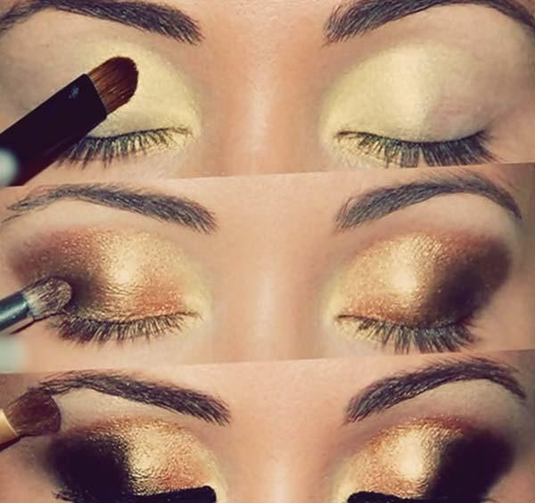 Pakistani Best Bridal Makeup Tutorial- Step by Step (25)