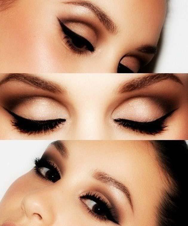 Bridal eye makeup tutorial