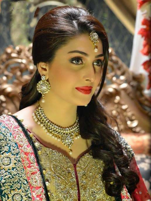 Pakistani Best Bridal Makeup Tutorial- Step by Step (34)