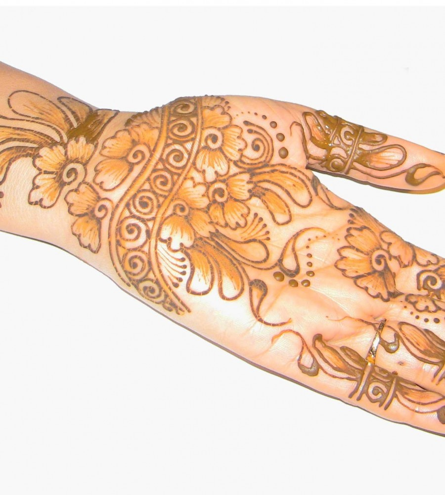 Shaded Mehndi Designs For Girls 2016-2107 (36)