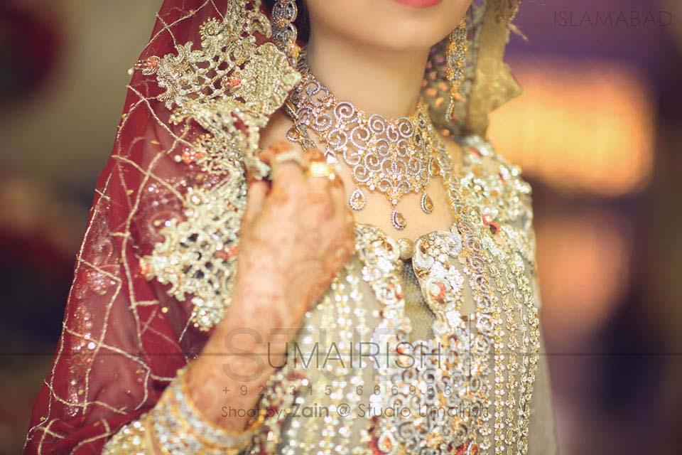 Latest Walima Dresses for bridals