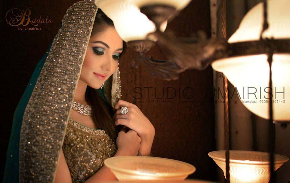 Stylish Walima Dresses For Wedding Pakistani Brides 2016-2017 (18)