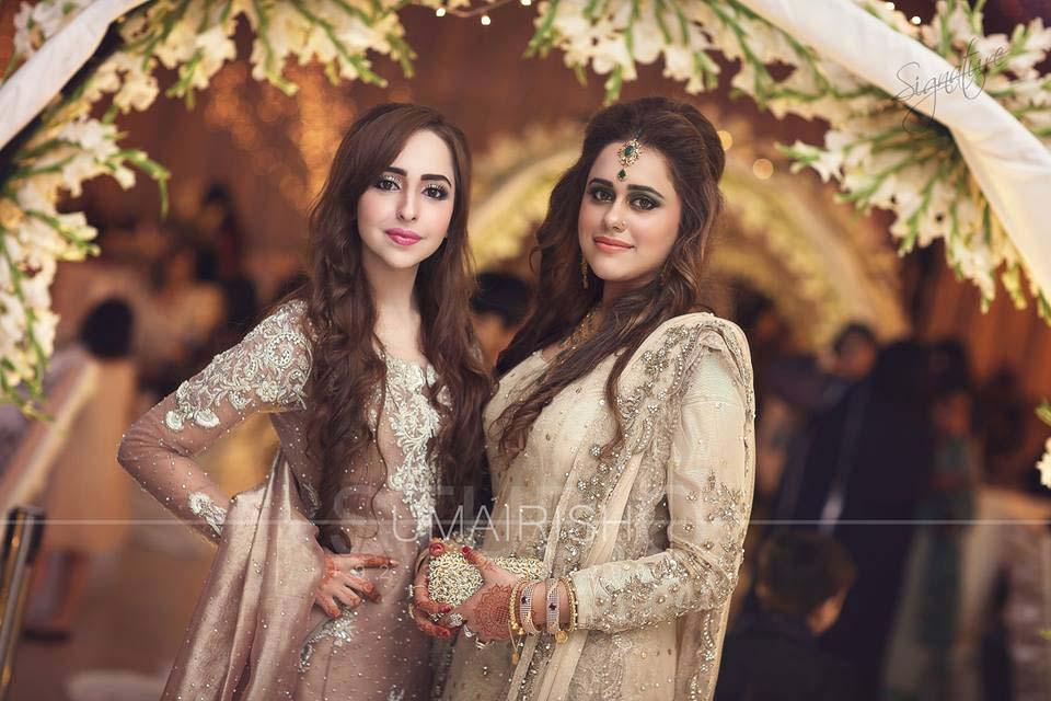 Stylish Walima Dresses For Wedding Pakistani Brides 2016-2017 (3)