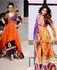Angrakha Style Frocks and Shirts Design Collection for Women 2016-2017 (1)