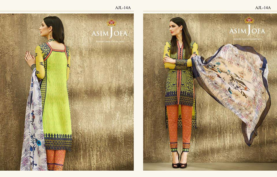 Asim Jofa Luxury Eid Lawn Collection 2016 for Women (23)