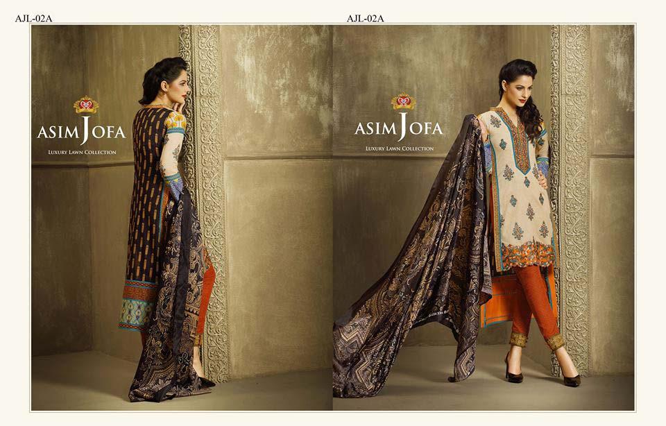 Asim Jofa Luxury Eid Lawn Collection 2016 for Women (26)