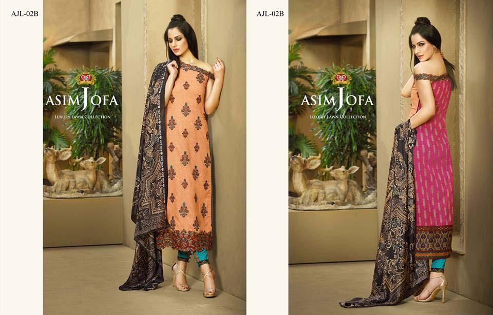 Asim Jofa Luxury Eid Lawn Collection 2016 for Women (28)
