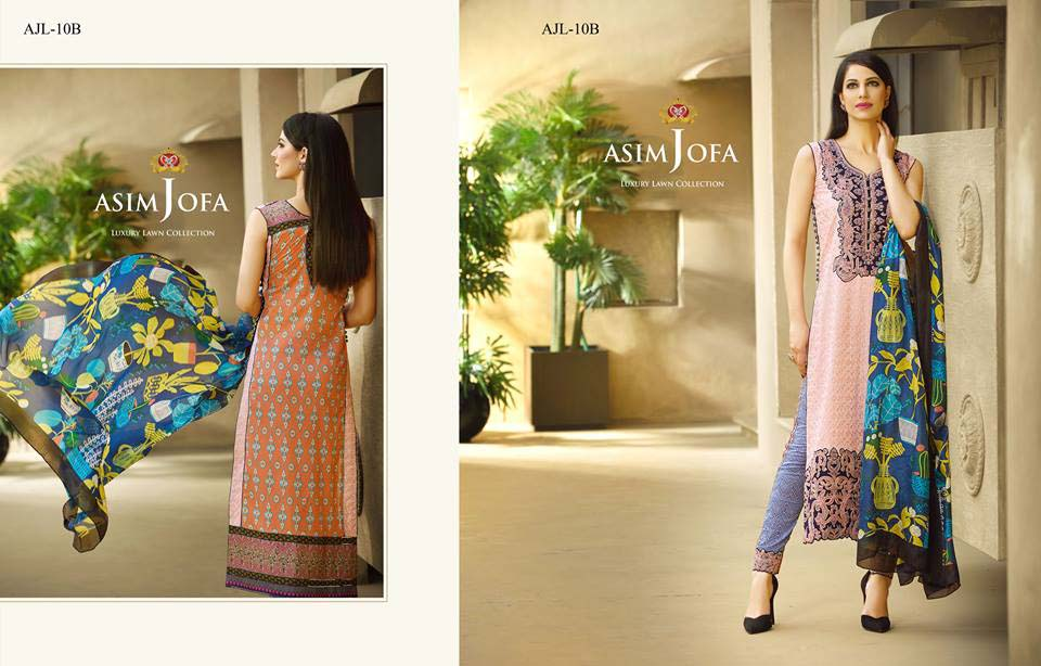 Asim Jofa Luxury Eid Lawn Collection 2016 for Women (36)