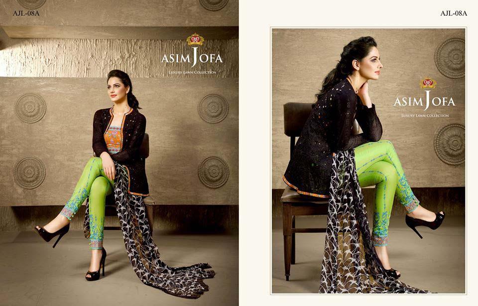 Asim Jofa Luxury Eid Lawn Collection 2016 for Women (37)