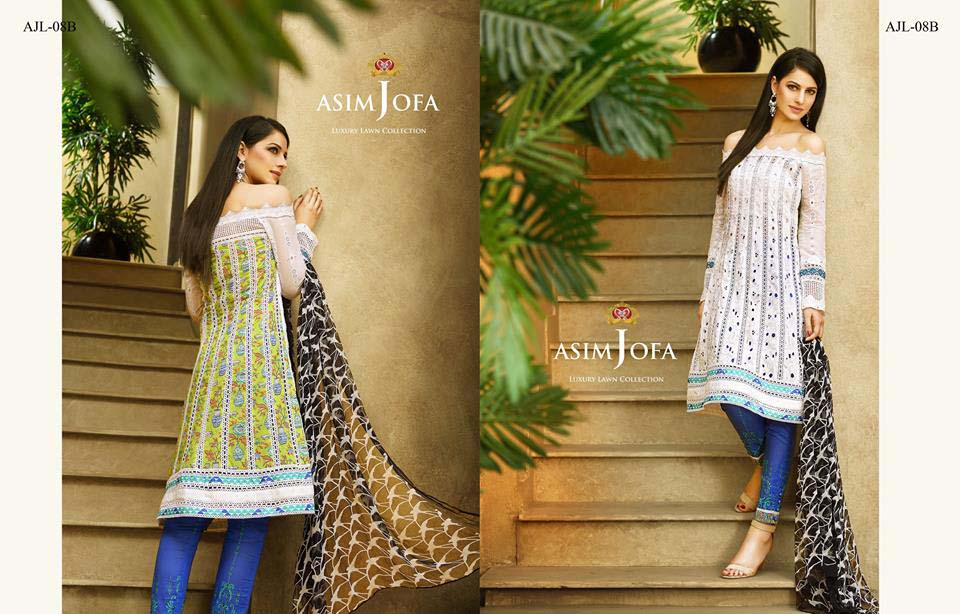 Asim Jofa Luxury Eid Lawn Collection 2016 for Women (8)