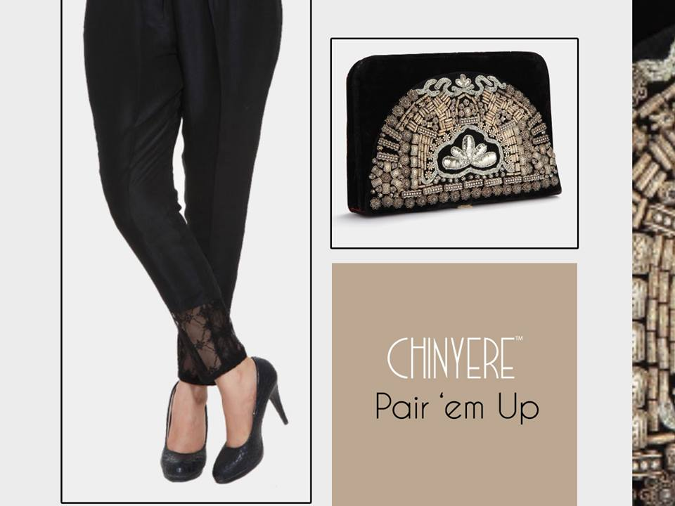 Chinyere Party Wear Dresses Design with Accessories 2016-2017 (20)