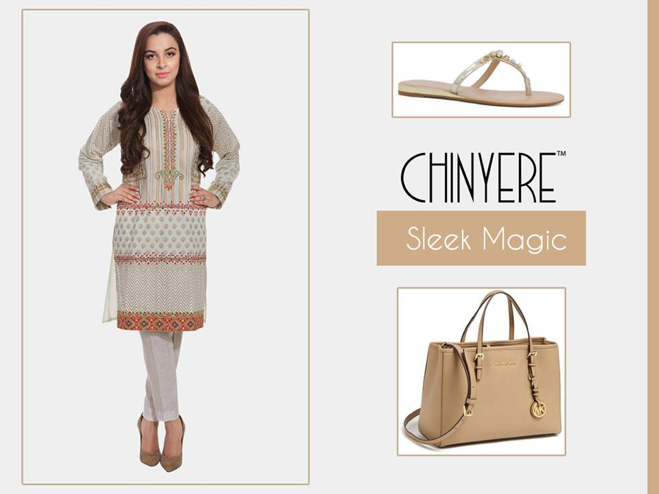 Chinyere Party Wear Dresses Design with Accessories 2016-2017 (21)