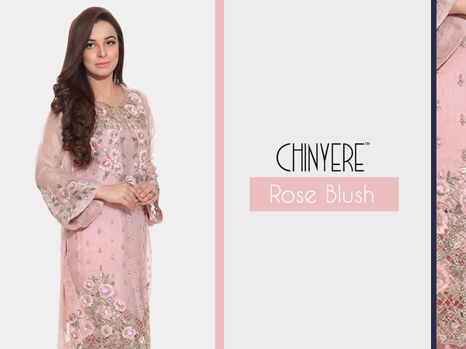 Chinyere Party Wear Dresses Design with Accessories 2016-2017 (5)