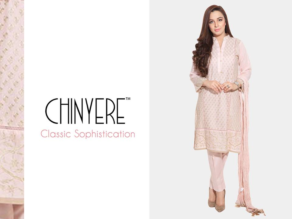 Chinyere Party Wear Dresses Design with Accessories 2016-2017 (8)