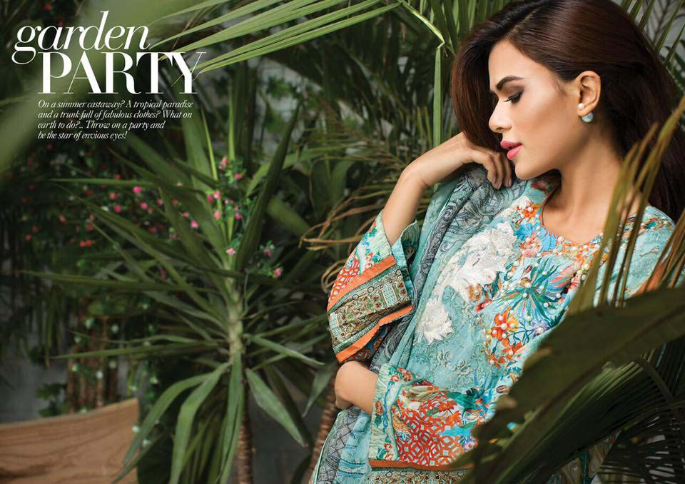 Cross Stitch Summer Eid Dresses Collection for Women 2016 (22)