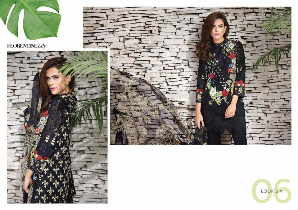 Cross Stitch Summer Eid Dresses Collection for Women 2016 (31)